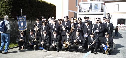 Banda musicale di salussola salussola bi for Biella arredi salussola